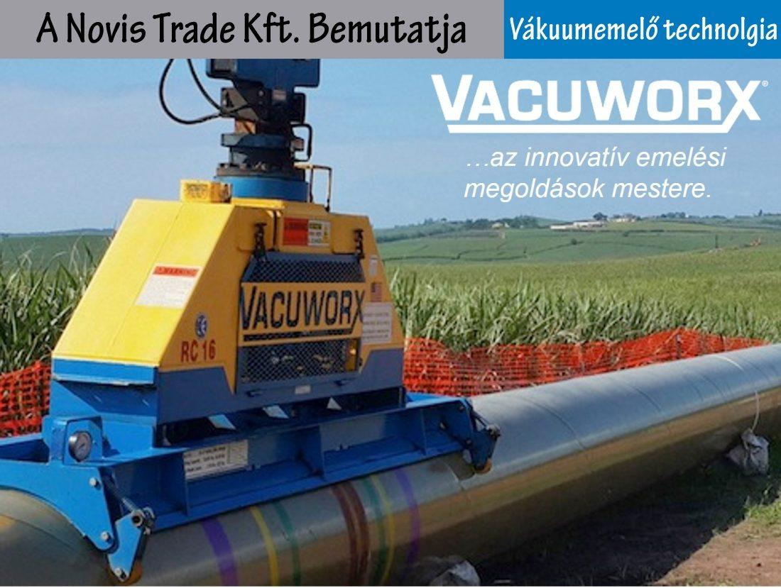 Vacuworx emeléstecnika